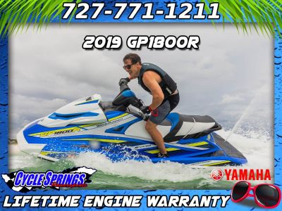 2019 Yamaha GP1800R 3 Person Watercraft Clearwater, FL