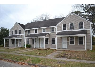 10 Bed 8 Bath Foreclosure Property in Portsmouth, VA 23702 - Decatur St