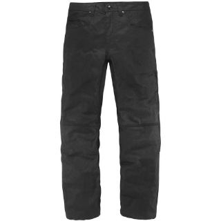 Buy Icon 1000 Royal Drive Mens Riding Pants Black motorcycle in Holland, Michigan, United States, for US $100.00