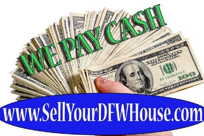 INSTANT CASH For Your House- We Buy Houses