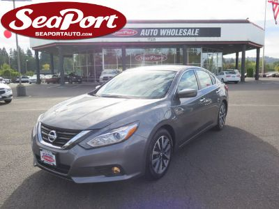 2017 Nissan Altima 2.5 (Gray)