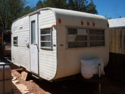 1968 TAGALONG Travel Trailer