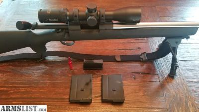For Sale: Rem 700 Tactical with H+S Mags