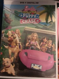 Barbie s Puppy Chase