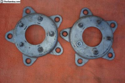 VW Wide 5 Lug To Chev. Wheel Adapters