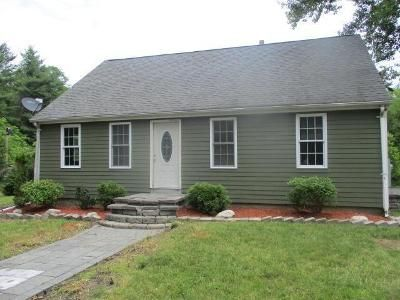 3 Bed 1 Bath Foreclosure Property in Berkley, MA 02779 - Plain St E