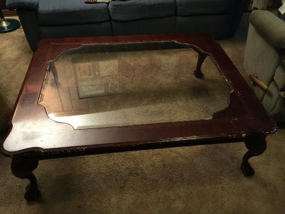 Free Coffee Table if you will come pick it up