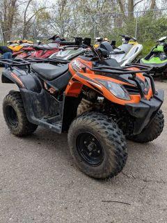 2016 Kymco 270 MXU Sport-Utility ATVs Columbus, OH