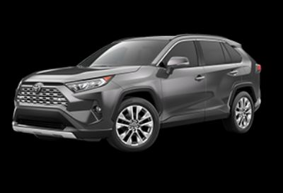 2019 Toyota RAV4 Limited (Magnetic Gray Metallic)