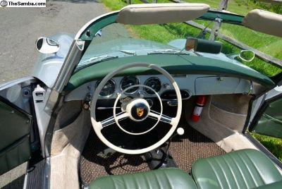 [WTB] 356 A steering wheel for restoration
