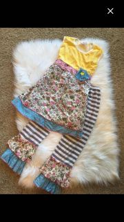 Boutique Set. Size 8/9. Perfect for Easter