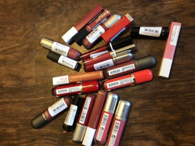 Brand new lipsticks