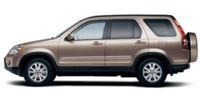 2005 Honda CR-V Special Edition (White)