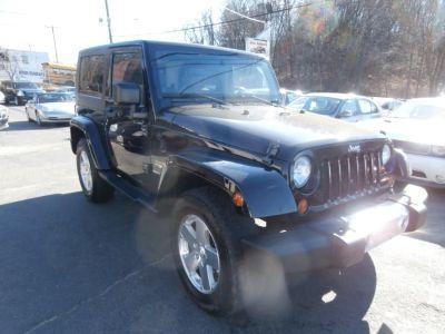 2009 Jeep Wrangler Sahara (Black)