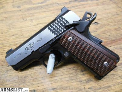 For Sale: Kimber Super Carry Ultra HD