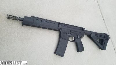 "For Sale: 10.5"" AR 15"