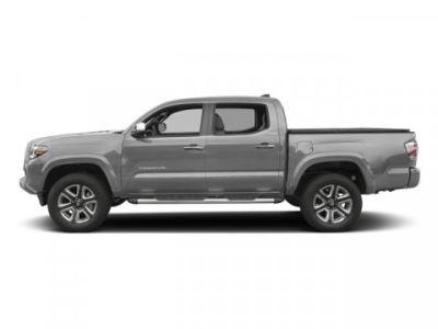 2018 Toyota Tacoma Limited (Silver Sky Metallic)