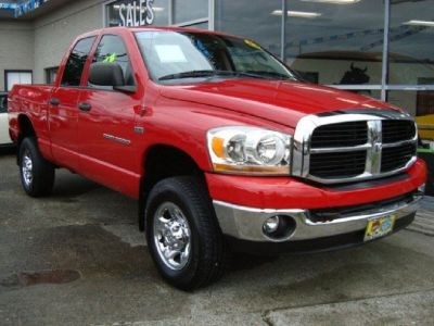 2006 Dodge Ram truck