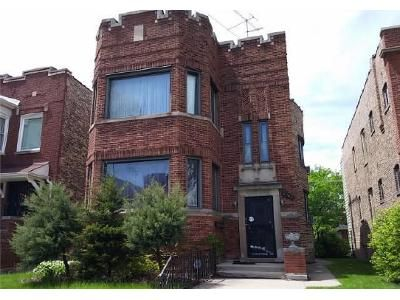 6 Bed 2 Bath Foreclosure Property in Chicago, IL 60620 - S Green St