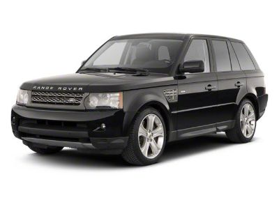 2013 Land Rover Range Rover Sport Supercharged (Black)
