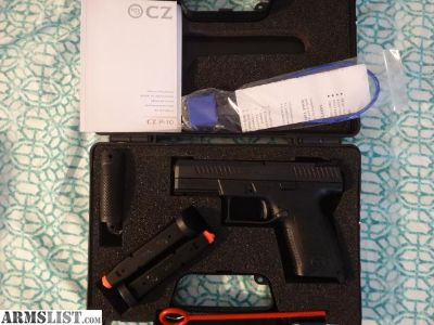For Sale: New CZ P-10c P10c in 9mm