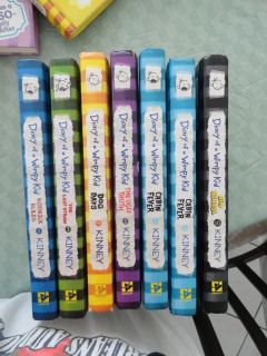 ''WIMPY KIDS'' HARDCOVER BOOK $2.50 each