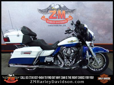 2010 Harley-Davidson Electra Glide Ultra Limited Touring Motorcycles Greensburg, PA