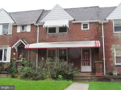3 Bed 1 Bath Foreclosure Property in Baltimore, MD 21212 - Radnor Ave
