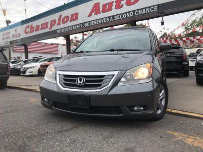 2010 Honda Odyssey Touring (Gray)