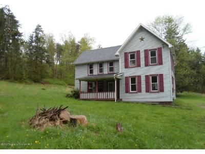 4 Bed 2 Bath Foreclosure Property in Milan, PA 18831 - Laurel Hill Rd