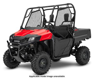 2020 Honda Pioneer 700-4 Utility SxS Davenport, IA