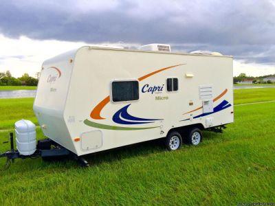 2007 Coachmen Capri Micro 179QB Travel Trailer$$$