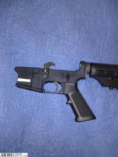 For Sale: Anderson AR15 Lower