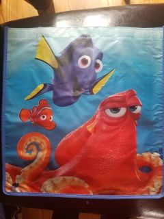 Finding Nemo gift bag, tote new