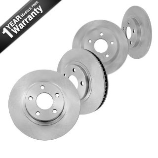 Sell Front and Rear OE Brake Rotors Set TOWN COUNTRY GRAND CARAVAN JOURNEY C/V ROUTAN motorcycle in Orland Park, Illinois, United States, for US $90.73