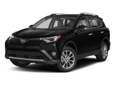 2018 Toyota RAV4 Adventure AWD (Black)