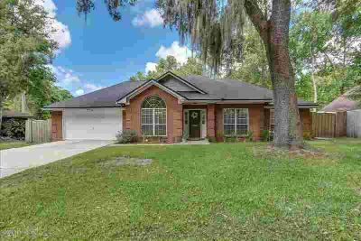 4163 Dunraven Ln JACKSONVILLE Three BR, This updated brick home