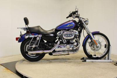 2009 Harley-Davidson Sportster 1200 Custom Sport Motorcycles Pittsfield, MA