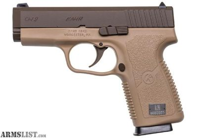 For Sale: KAHR CW9 PATRIOT NEW