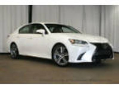 2017 Lexus GS GS 350 RWD GS 350 RWD VENTILATED AND HEATED FRONT SEATS