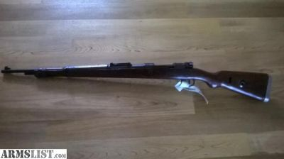For Sale: german k98 russian capyure mauser 8mm