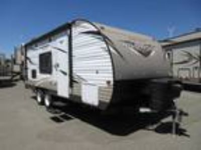 2019 Forest River Wildwood X-Lite 201BHXL Two Twin Bunks/ Front Bed