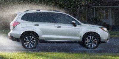 2018 Subaru Forester Premium (Silver)