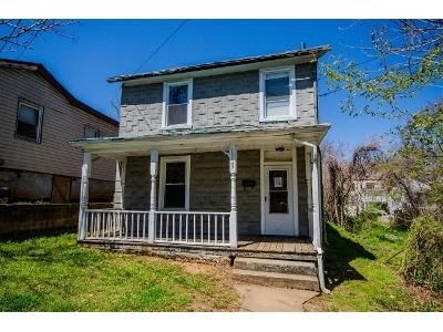3 Bed 1 Bath Foreclosure Property in Lynchburg, VA 24504 - 16th St