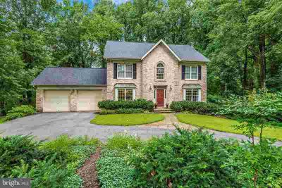 6204 Streamview CT Mount Airy Four BR, Brick Beauty will