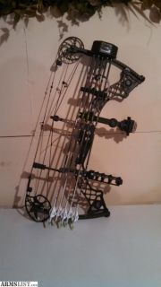 For Sale: Mathews Z7 Extreme Tactical Loaded