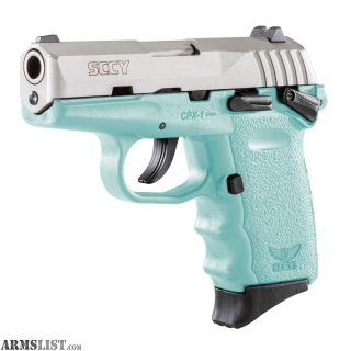 For Sale: SCCY - CPX-1 (9mm) New in Box w/ Lifetime Warranty