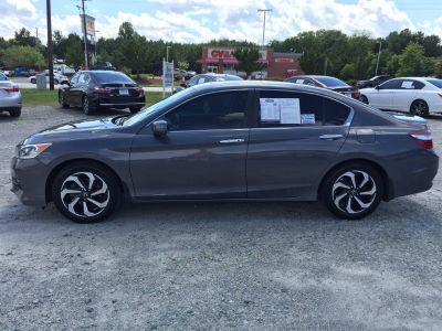 2017 Honda Accord EX-L (Grey)