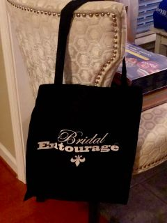 Bridal Party Totes - price for all 6