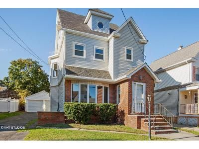 3 Bed 1 Bath Foreclosure Property in Kearny, NJ 07032 - Argyle Pl